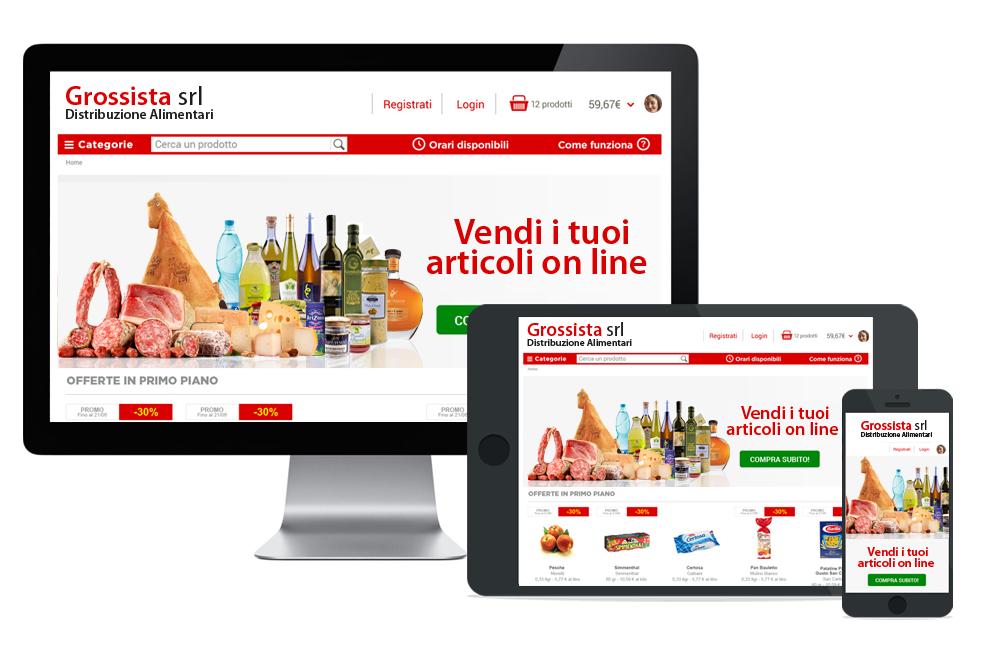 Vendere all'ingrosso con un proprio e-commerce B2B